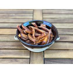 Americké brambory z batátů